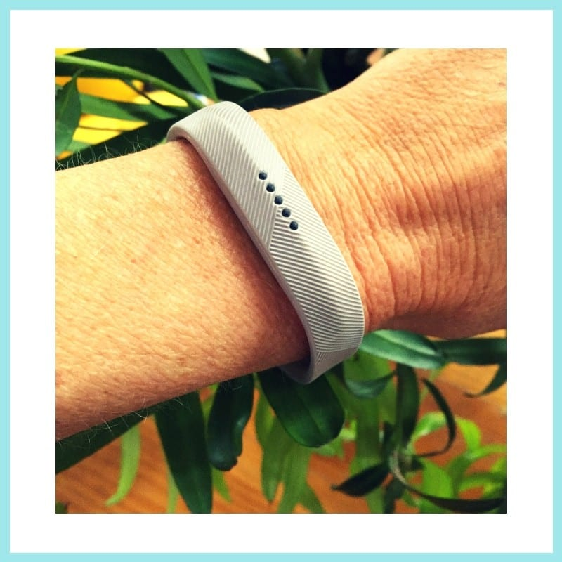 fitbit sonys arm