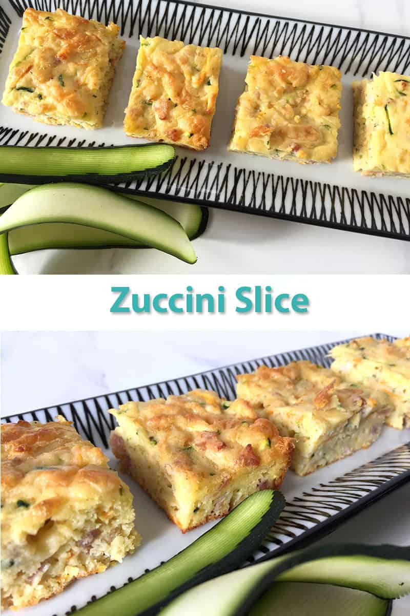Zuccini-Slice-Pin