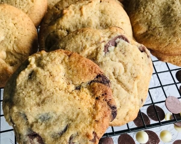 Awesome Choc Chip Cookies