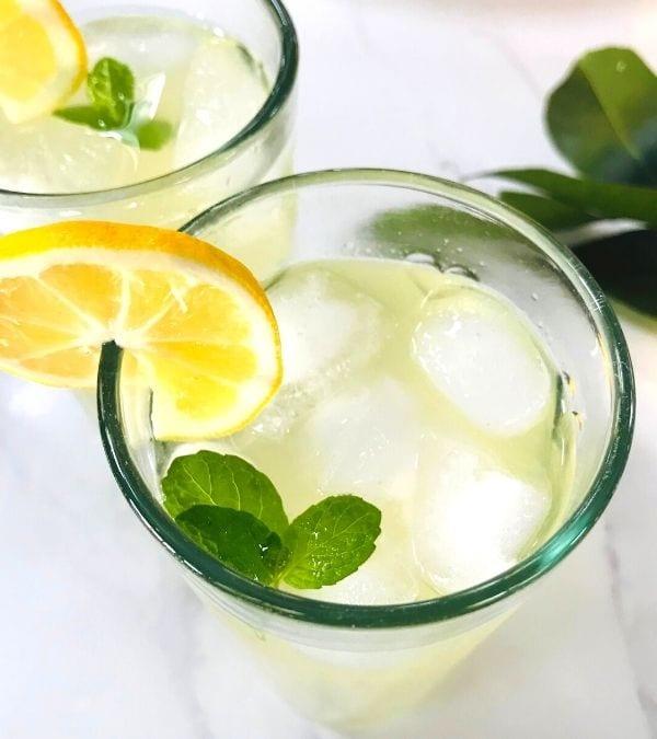 homemade sugar free lemonade (7)