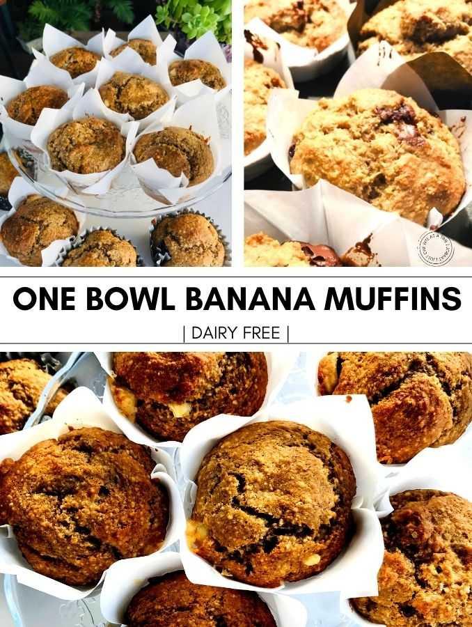 one-bowl-banana-muffins